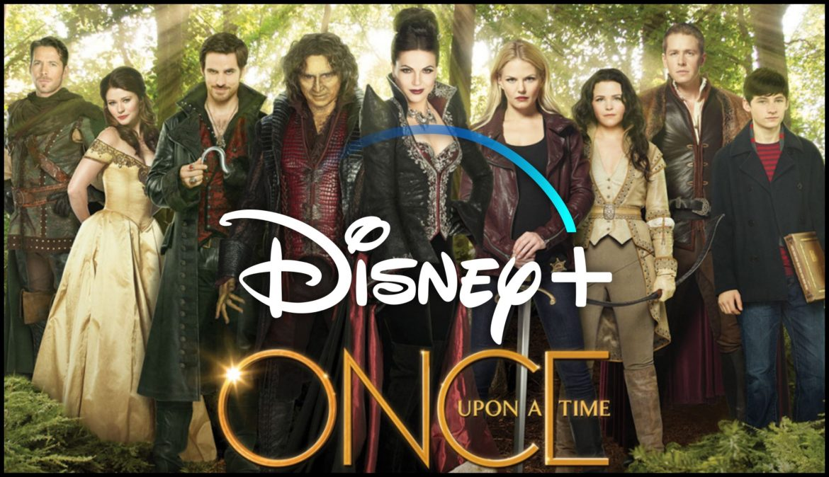 Entire Series of ABC's 'Once Upon a Time' is Coming to Disney+