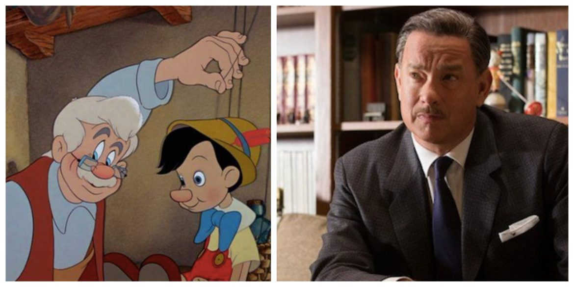 Tom Hanks In Talks to Play Geppetto in Disney's Live Action Pinocchio