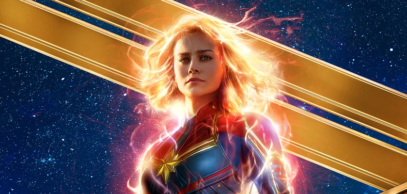 'Captain Marvel 2' Will Begin Filming in the UK Next Year