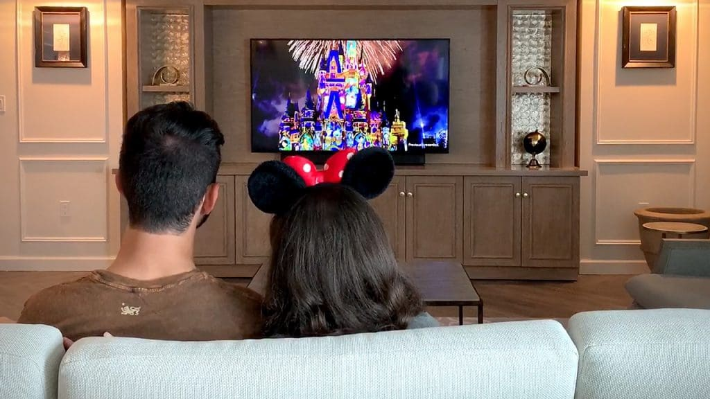 Guests Can View Virtual Fireworks From Their Walt Disney World Resort Hotel!