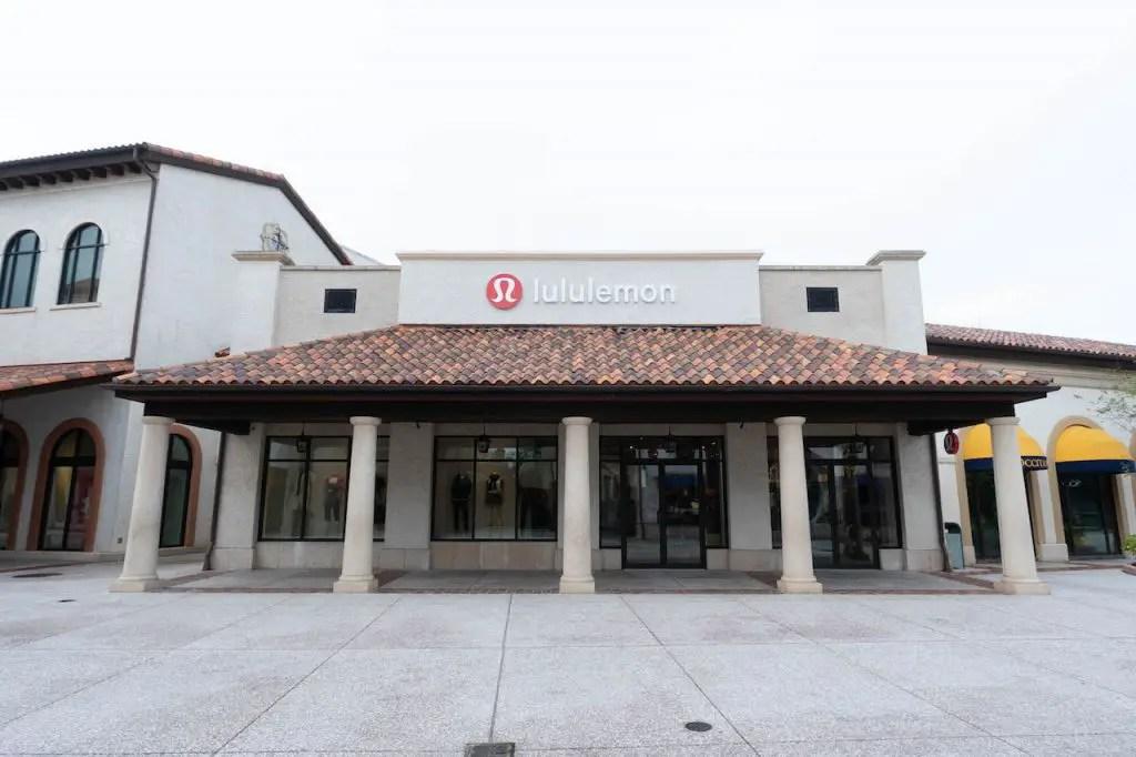 Lululemon Now Open In Disney Springs!