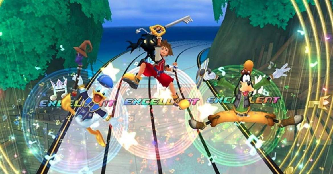 Disney Releases New Trailer and Release Date for 'Kingdom Hearts: Melody of Memory'