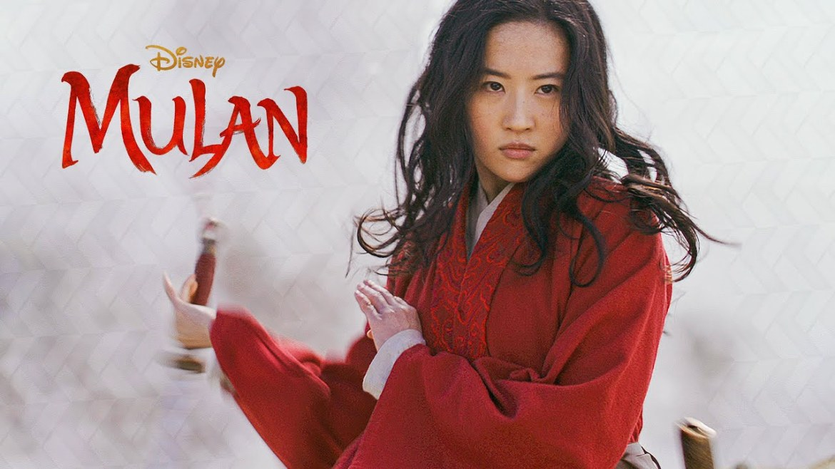 Christina Aguilera Recorded a New Version of 'Reflection' for Live-Action 'Mulan'