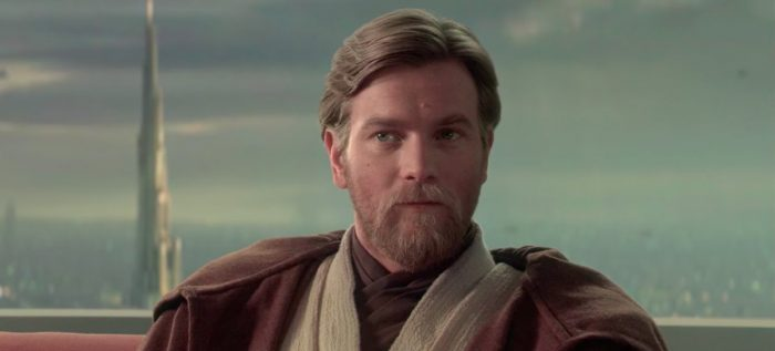 Ewan McGregor Shows Off 'Obi-Wan' Length Hair During 2020 Golden Globes