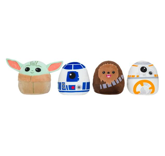 Star Wars Squishmallows