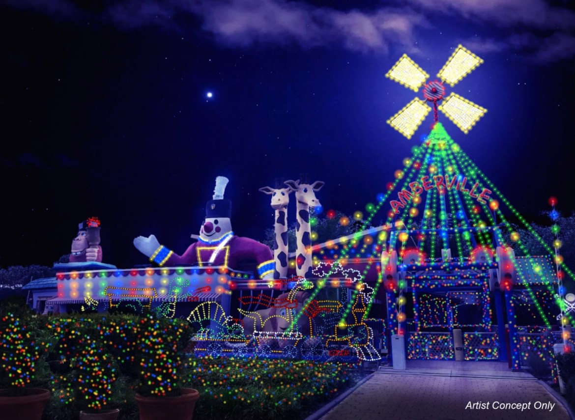 Tickets On Sale For Give Kids The World Village's Night of a Million Lights Holiday Spectacular