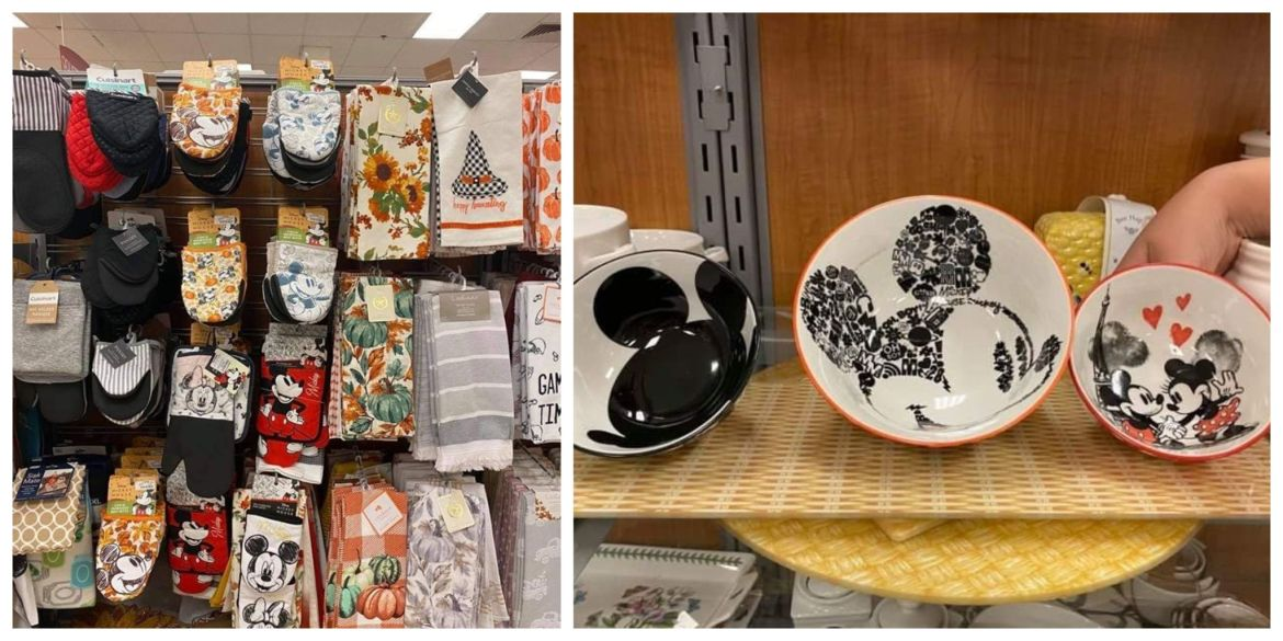 Delightful Disney Kitchen Goods Have Arrived At TJ Maxx
