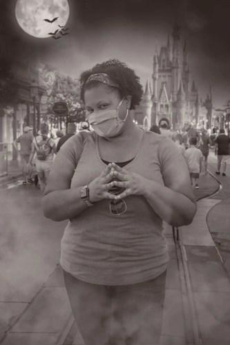 Halloween Magic Shots at Walt Disney World 1