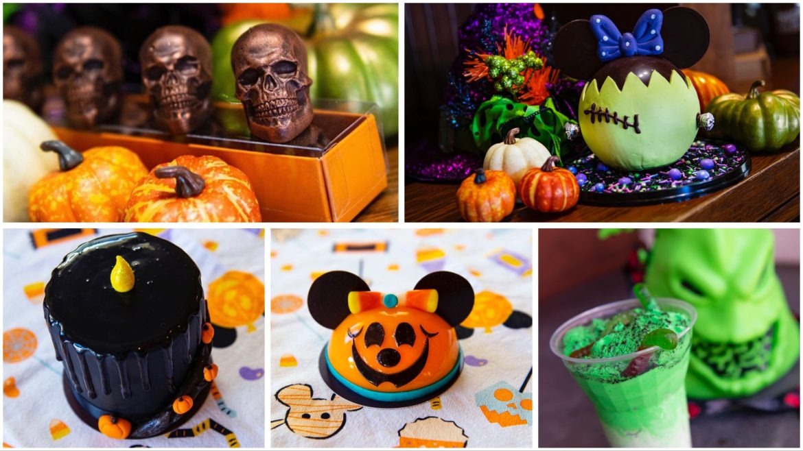 Halloween Treats Coming To Disney Springs Starting TODAY!