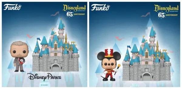 Disneyland Funko Pop