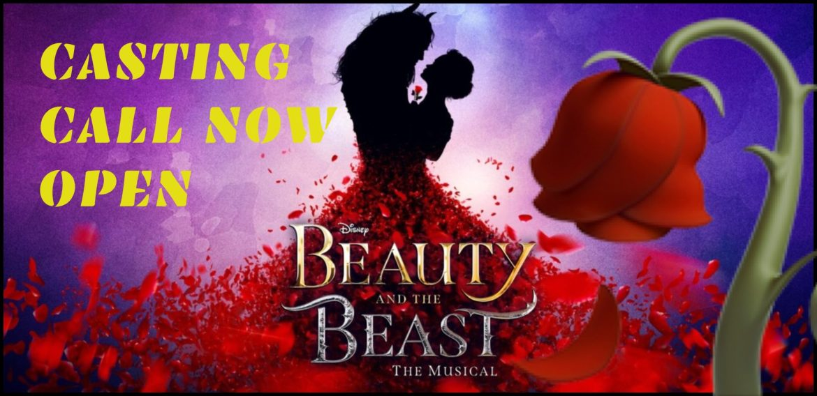 Casting Call Announced! Join the Cast of the All-New 'Beauty and the Beast' Stage Production