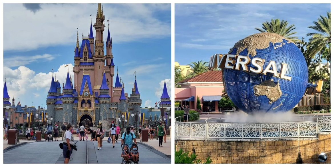 Florida Governor says theme parks could return to normal