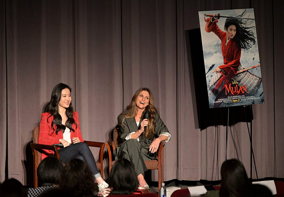 "Disney's Live-Action ""Mulan"" Q&A with Niki Caro and Yifei Liu"