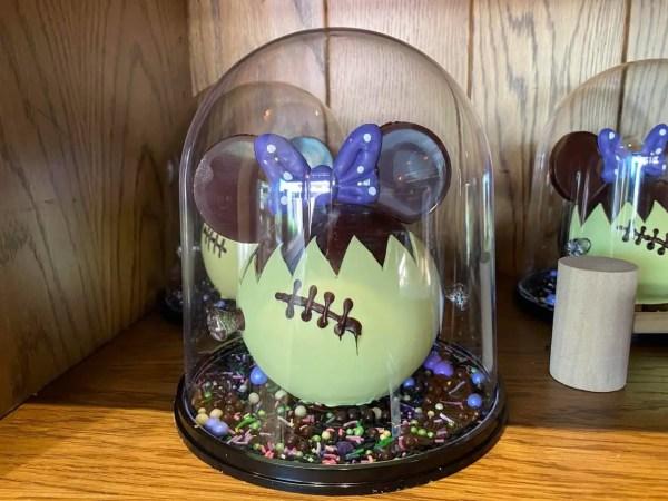 Spooky Minnie's Frankenstein Pinatas at The Ganachery 3
