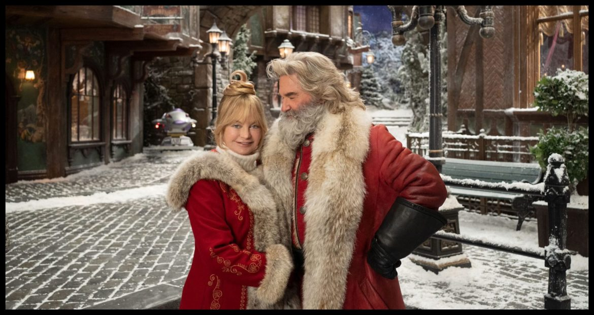 Goldie Hawn Confirmed as Mrs. Claus for 'The Christmas Chronicles 2'
