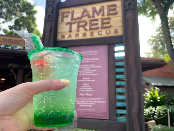 Say boo to the new Spooky Apple Punch Specialty Beverage