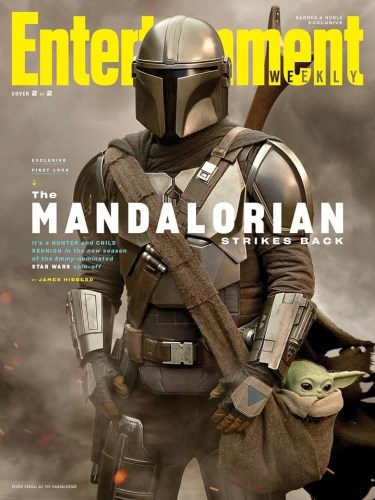 First Look at Star Wars 'The Mandalorian' Season 2 Revealed 8