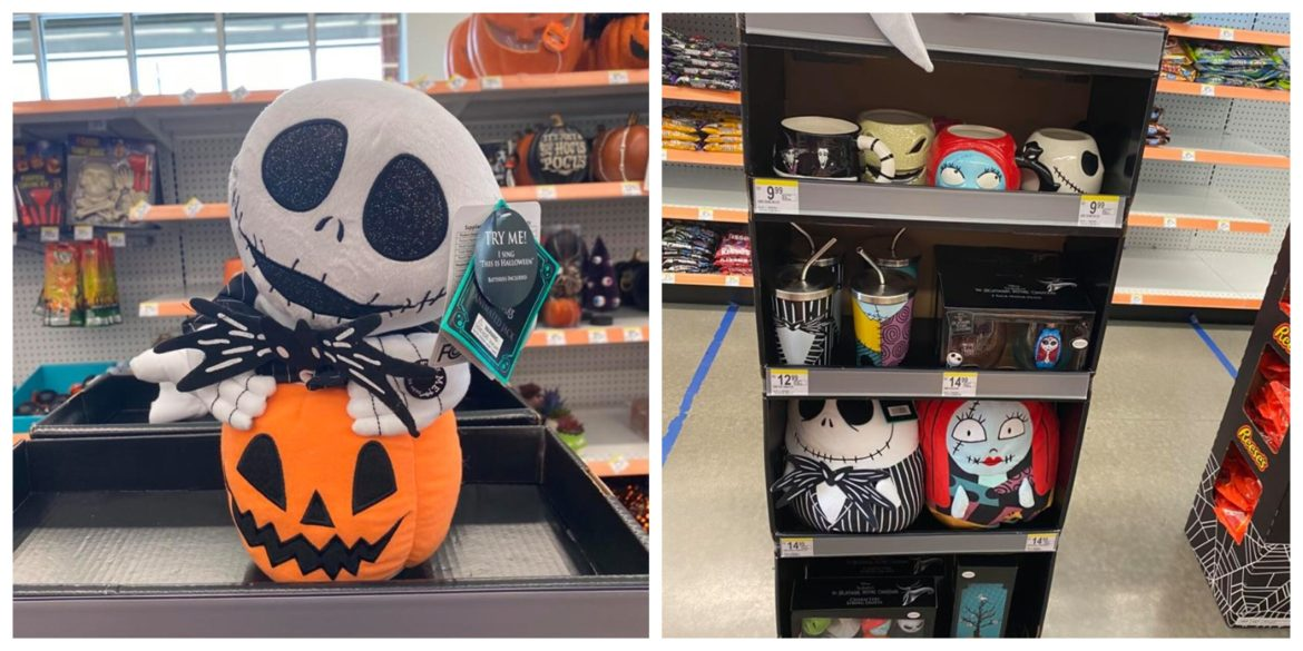 Nightmare before Christmas collection now available at Walgreens