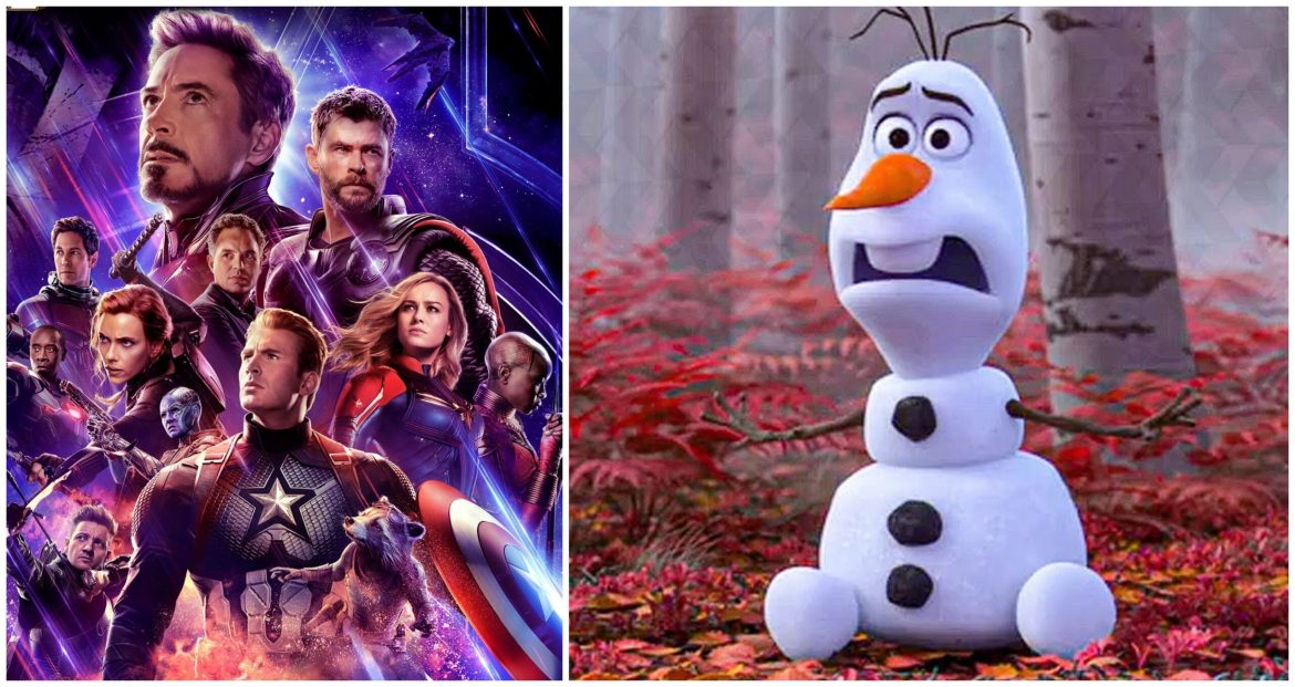 Josh Gad Recaps 'Avengers: Endgame' as Olaf to Encourage Voter Registration