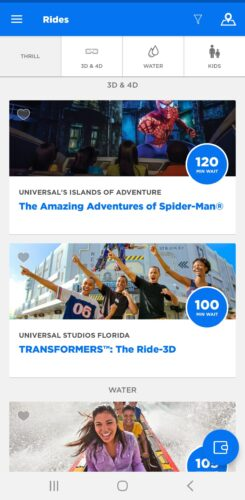 Universal Orlando & Disney World experiencing big crowds for a 2nd day in a row 2