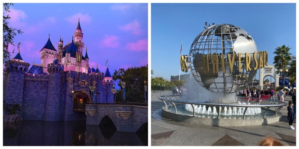 Disney & Universal call on California Governor to reopen theme parks 1