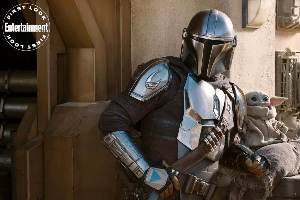 First Look at Star Wars 'The Mandalorian' Season 2 Revealed 2