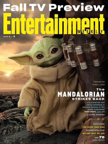 First Look at Star Wars 'The Mandalorian' Season 2 Revealed 3