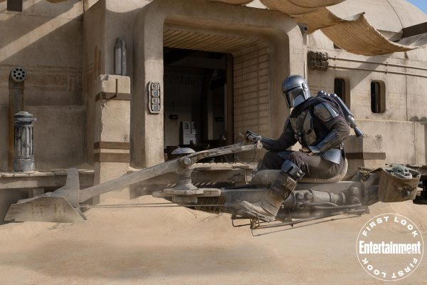 First Look at Star Wars 'The Mandalorian' Season 2 Revealed 5
