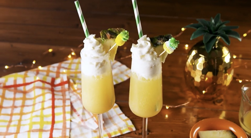Try This At Home: Dole Whip Mimosas Recipe!