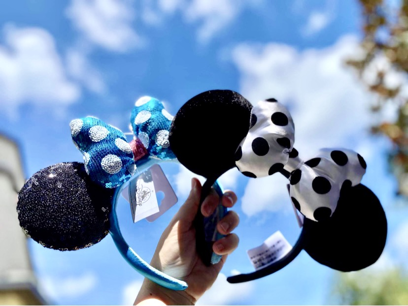 3 New Sets Of Minnie Ears Spotted At Walt Disney World!