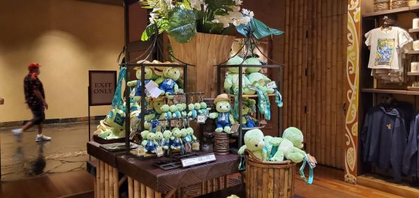 'Olu Mel Merch from Disney's Aulani Resort available for limited time at Polynesian 9