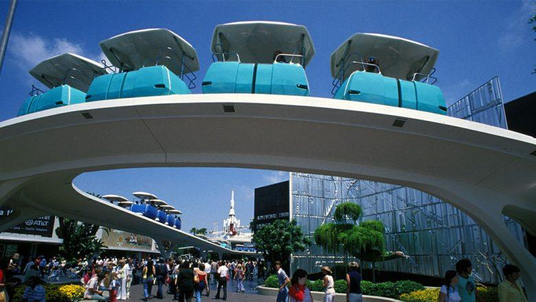 Fans petition Disneyland to bring back the Peoplemover