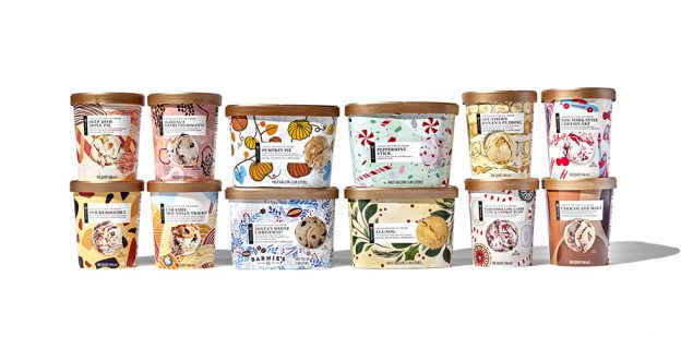 Publix Releasing Limited Edition Holiday Ice Cream Flavors!