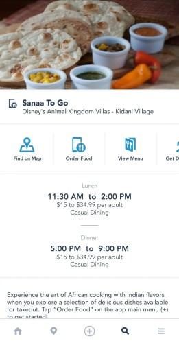 Disney debuts Table Service To Go at Walt Disney World 2