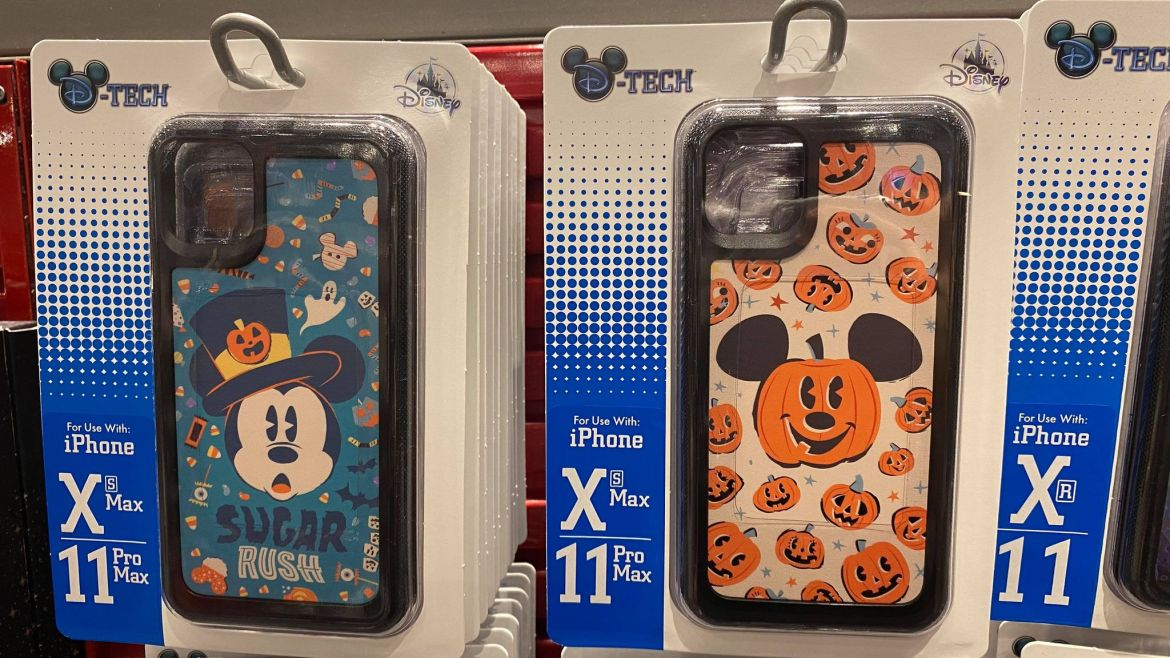 Spooky Spooky Disney Halloween Phone Cases Are Not So Very Scary