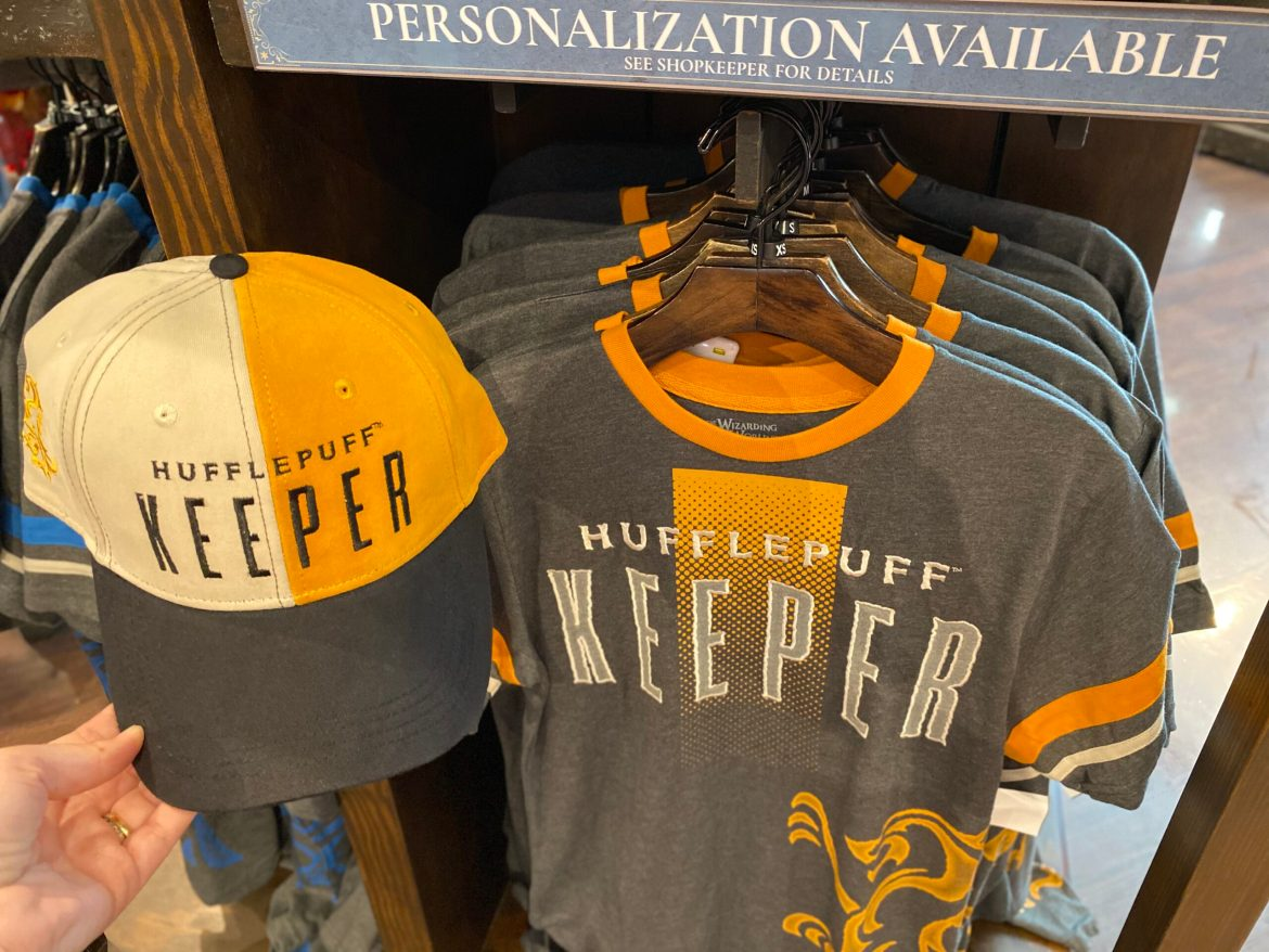 New Harry Potter Quidditch Merchandise Arrive at Universal Orlando Resort