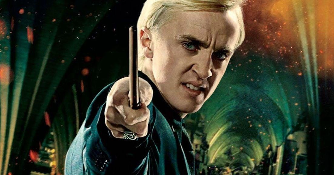 Draco Malfoy's Total Screen Time in the Harry Potter Films is Shocking Fans