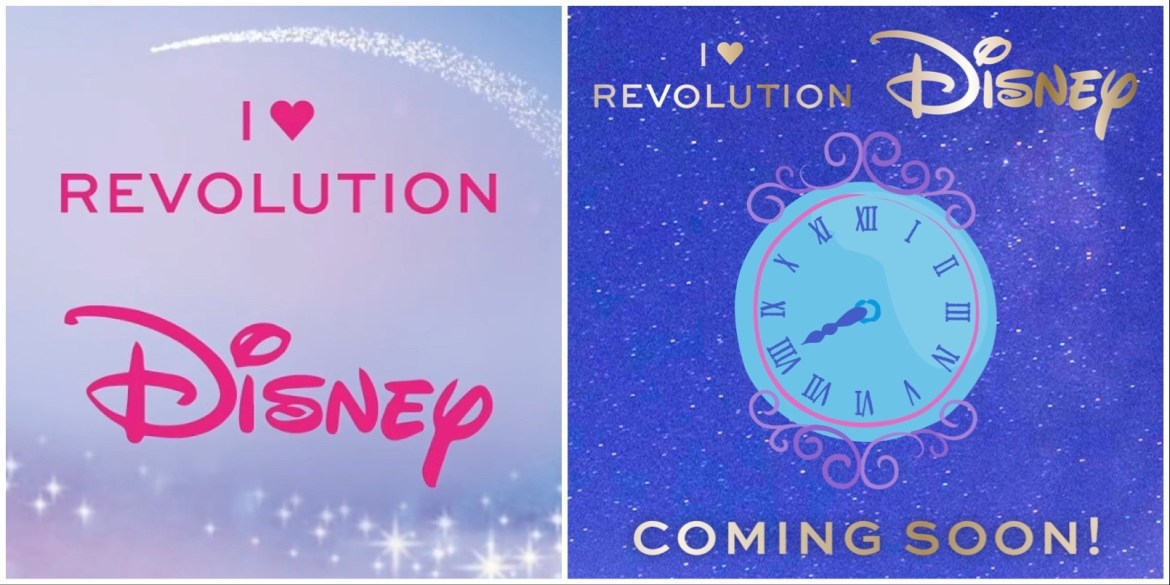 New Disney Makeup Collection By I Heart Revolution Is Coming Soon!