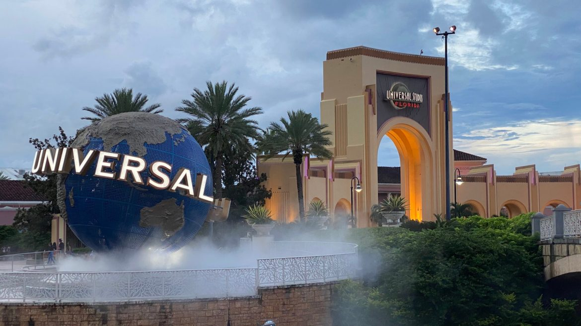 Universal Theme Parks down 80% in Revenue