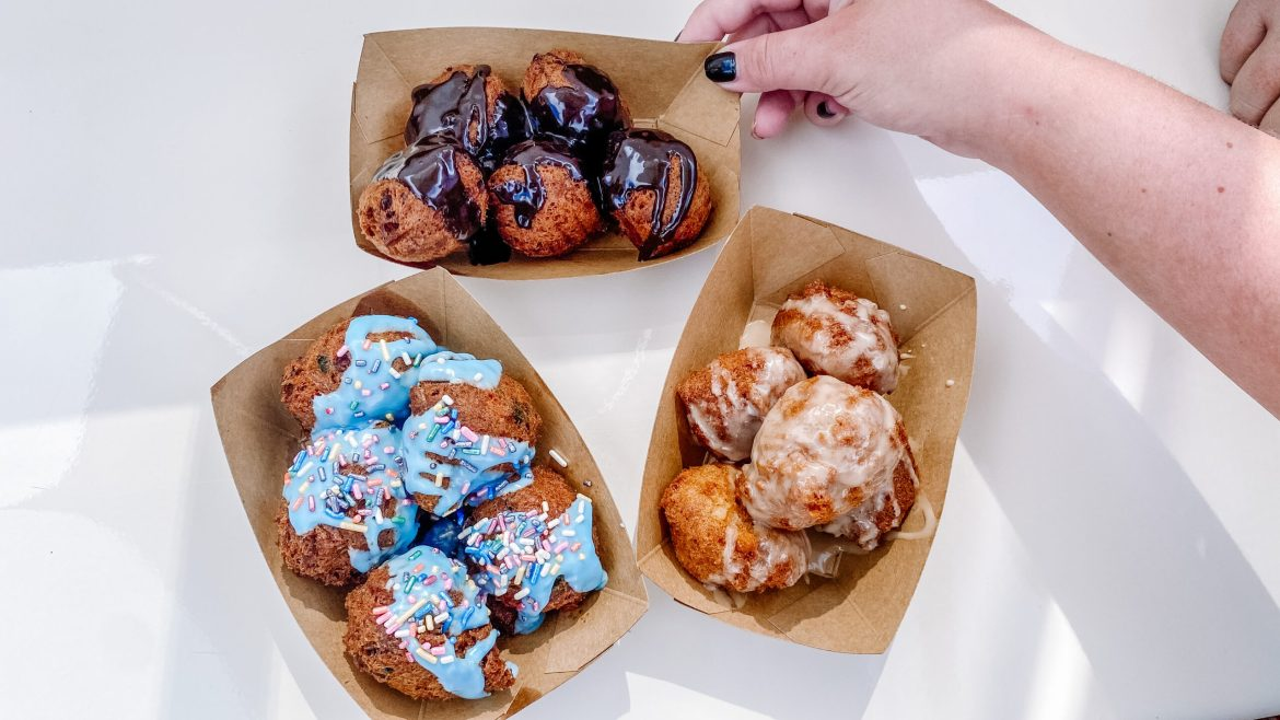 The Donut Box Returns to the Taste of EPCOT Food & Wine Festival