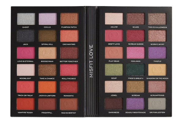 Makeup Revolution's 'The Nightmare Before Christmas' Makeup Collection is Available at Ulta! 2