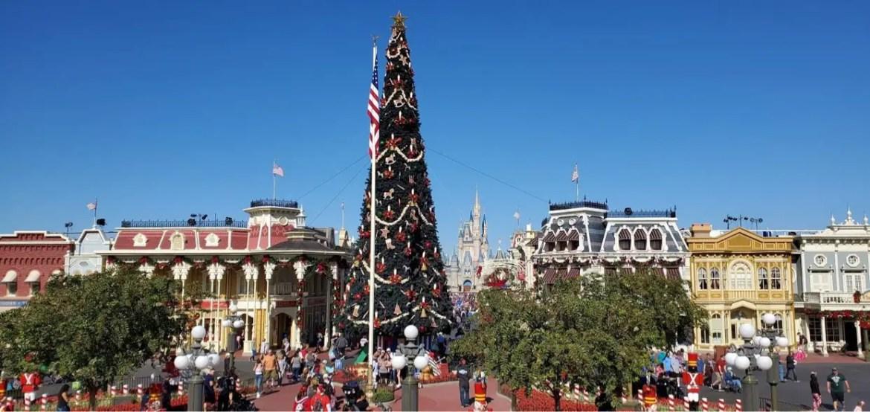 Disney World Theme Park hours updated through December 19th