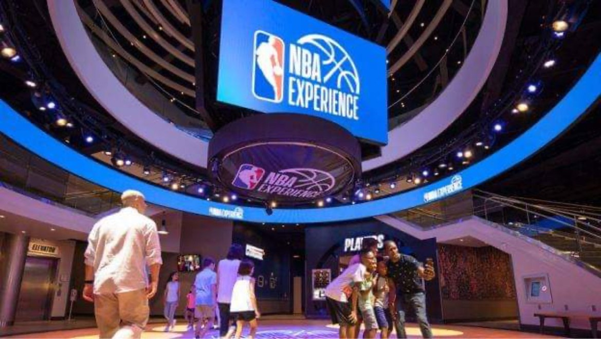 All of the NBA experience cast members have been laid off