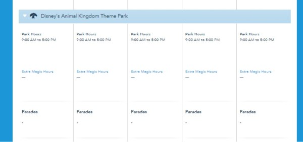 Disney World releases theme park hours for Christmas 4