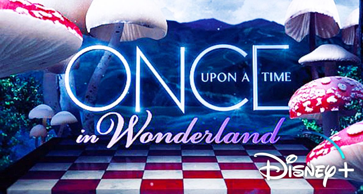 Disney Adding ABC's 'Once Upon a Time in Wonderland' to Disney+ Library