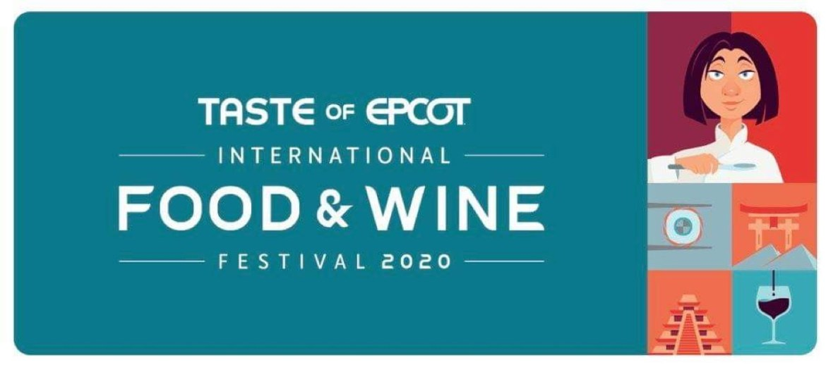 Taste of Epcot Food & Wine Festival now has an end date