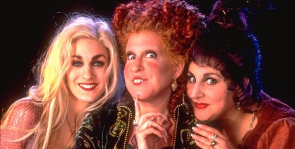 'Hocus Pocus' Has Returned to Theaters and Put a Spell on the Box Office 1