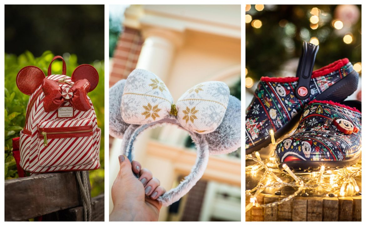 New Holiday Merchandise Coming to Disney Parks and shopDisney.com