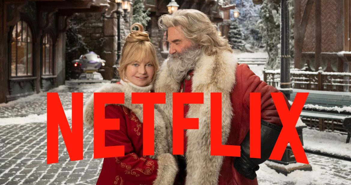 Celebrate the Holidays with this Full List of Cheerful Titles on Netflix