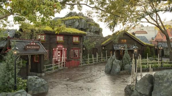 Norway Pavilion's Royal Sommerhus